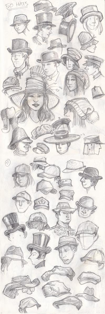 HatsDone